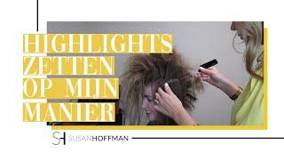 HOE ZET JE NATUURLIJKE HIGHLIGHTS | HAIR