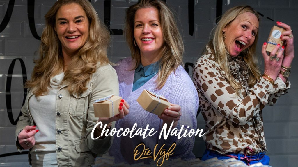 CHOCOLATE NATION | DIE VIJF
