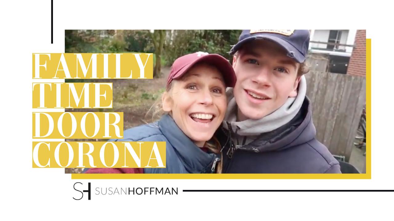 FAMILYTIME DOOR CORONA | WEEKVLOG