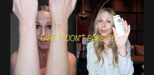 FAKE IT DON'T BAKE IT!  BEAUTY OVER 40