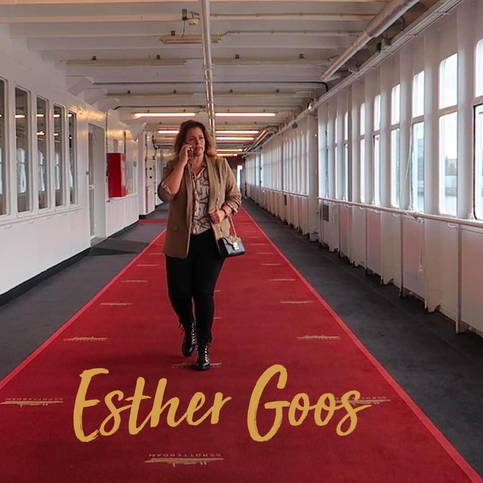 DIE VIJF | ESTHER GOOS