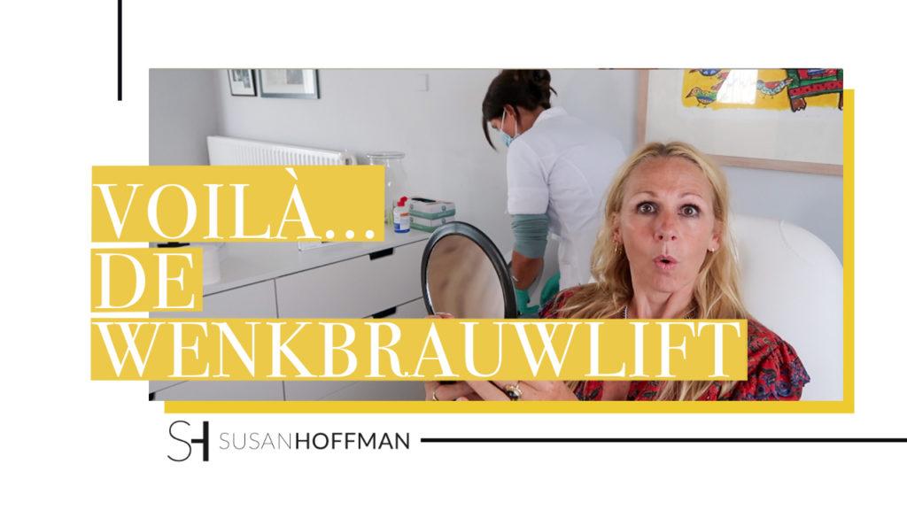 VOILA…DE WENKBRAUWLIFT